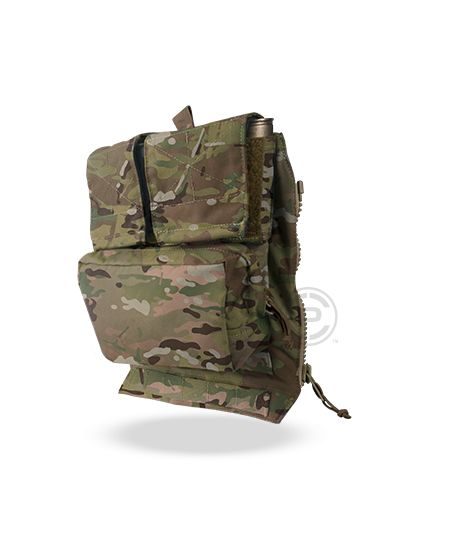 CRYE PRECISION POUCH ZIP-ON PANEL Multicam