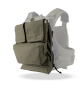 CRYE PRECISION POUCH ZIP-ON PANEL