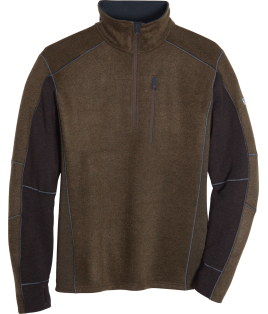 KÜHL INTERCEPTR™ 1/4 ZIP OLIVE