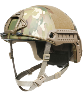 OPS-CORE FAST XP HIGH CUT HELMET LUX LINER AND WORM DIAL