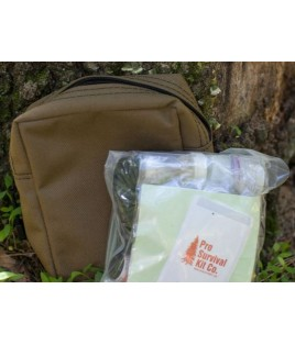 Master Pro Survival Kit - Coyote Bag