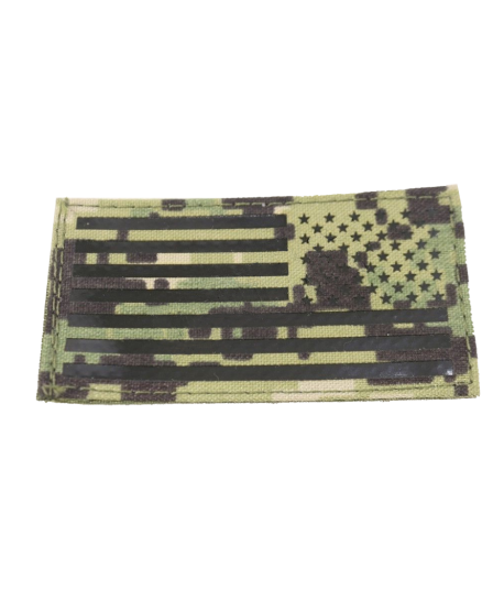 FIRST SPEAR CELL TAG AMERICAN FLAG REVERSED NWU Type III